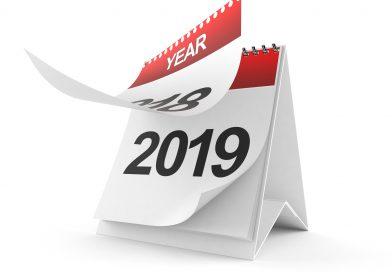 Benefit schedule set for 2019
