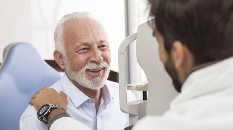 Retirees rely on OPERS' dental, vision coverage